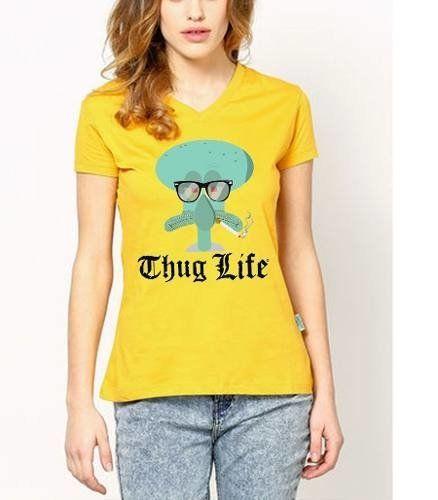 Salida tierra principal Significado  Playera Camiseta Calamardo Vida Real Bob Esponja | Camisetas, Camisetas  mujer, Bob esponja