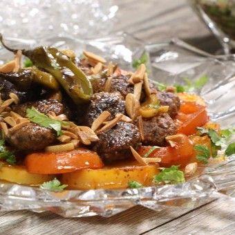 صينية الكفتة بالبطاطس بالفيديو مطبخ سيدتي Recipe Cooking Recipes Cooking Recipes