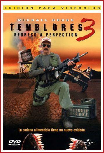 Temblores 3 Dvd Temblor Guionistas
