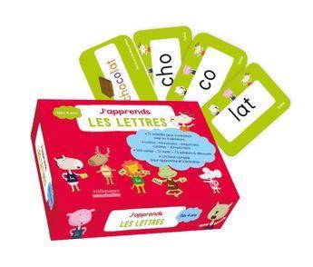 Jeux De Cartes J Apprends Les Lettres Des 4 Ans 17 Activites