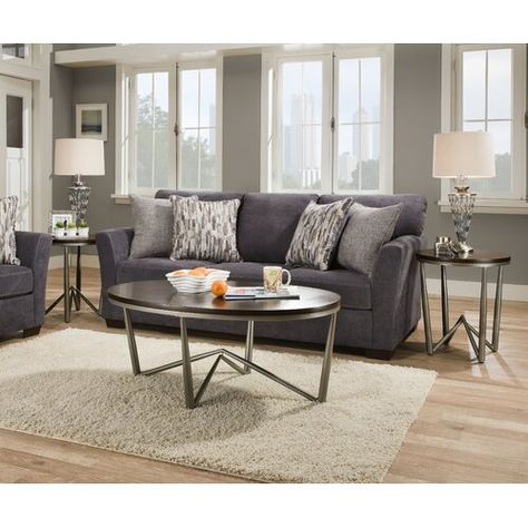 nakedra occasional 3 piece coffee table set in 2019 coffee table rh pinterest ca