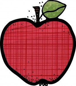 Apple kindergarten. Pattern apples pinterest preschool
