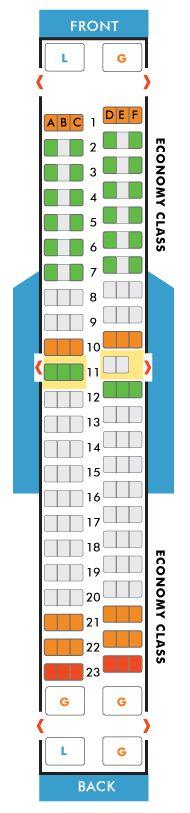 Best Seat On Southwest 737 800 - Best Seat 2018