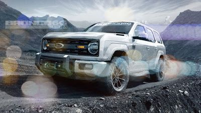 New 2020 Ford Bronco Release Date In 2020 Ford Bronco Ford Company Bronco