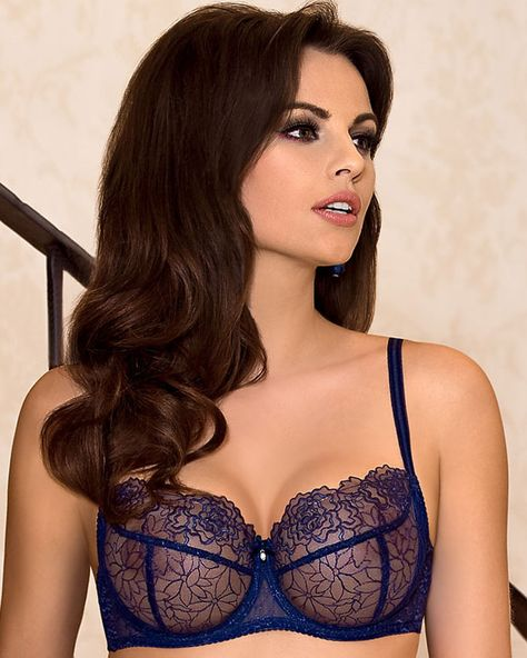 b701e73c0c Check out the deal on SHEER LACE SHELF BRA (GR9001) at Lavinia Lingerie
