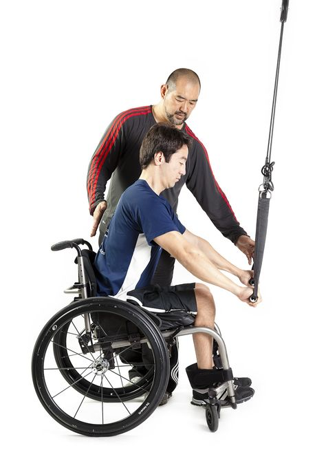 CORE 360˚ - Capacitação de profissionais em Treinamento Funcional para Cadeirantes | PORTAL PCD ON-LINE