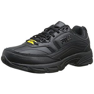 7. Fila Women's Memory Workshift Slip Resistant Work Shoe