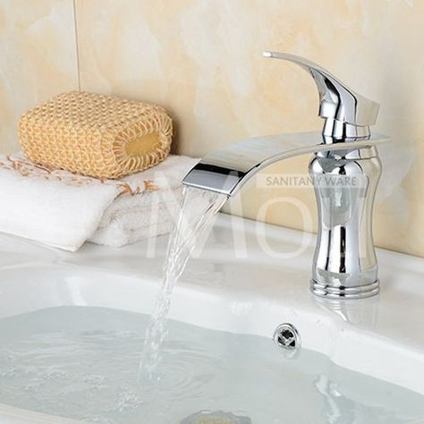 High Quality Soild Brass White Painted Bathroom Faucet Single