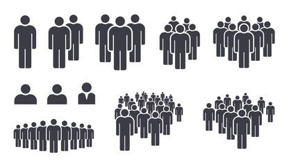 People Crowd Team Symbol Icons Ad Crowd People Team Icons Symbol Ad People Crowd People Icon Computer Icon