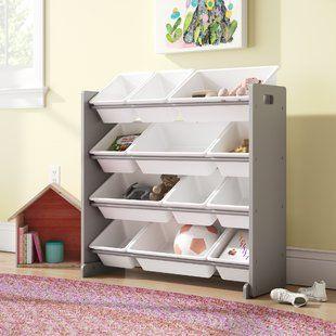 Torney Kid Toy Storage Bench In 2020 Kid Toy Storage Toy