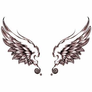 Wings Png Dark Wings Tattoo Designs 403532 Vippng In 2020 Neck Tattoo Chest Tattoo Tattoo Chest And Sleeve