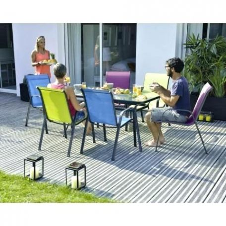 Table De Jardin Bricorama Salon Table De Jardin Chez ...