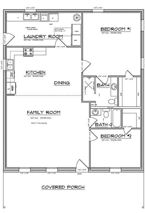 2 Bedroom House Plans Free Two Bedroom Floor Plans Prestige - new blueprint design mulgrave