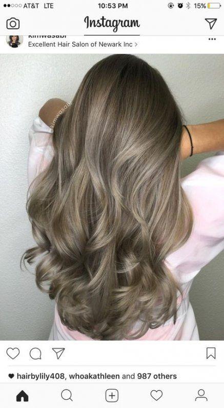 Super Hair Color Ash Brows Ombre 48+ Ideas