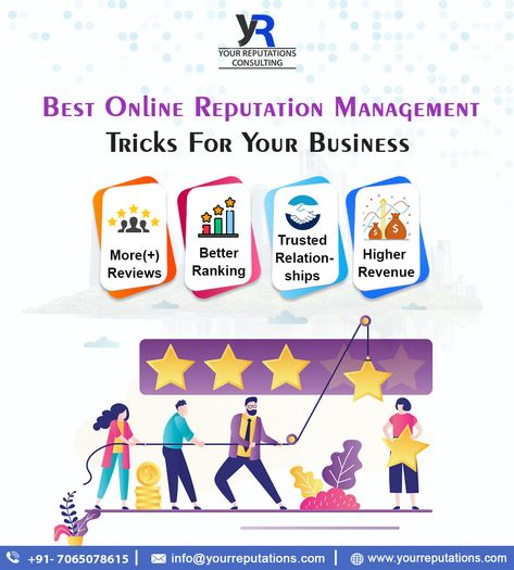 Online Reputation Management Service Company in Noida | Your Reputations Consulting