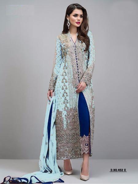Pakistani Pant Suits