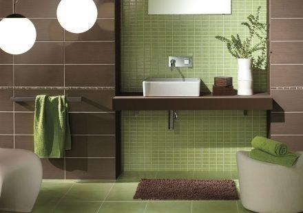 famille maison carrelage salle de bain