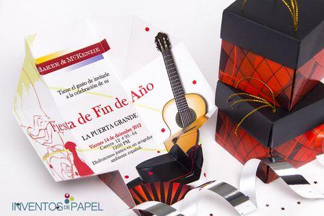 Invitación Evento Fin De Año Invitación Evento Invitación
