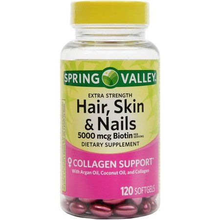 Health Hair Vitamins Biotin Hair And Nails Vitamins
