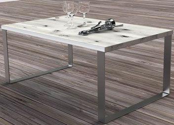 Pied de table rectangulaire pour cuisine à prix équitable
