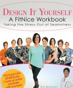 FitNice With Judy Kessinger – Get The Perfect Fit With FitNice Master Patterns