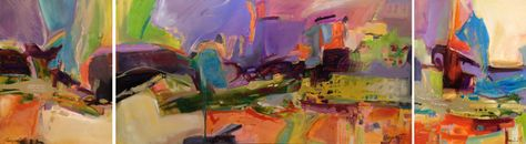 Jane Bazinet - The Re'Veille  The Coconut Grove Gallery Miami