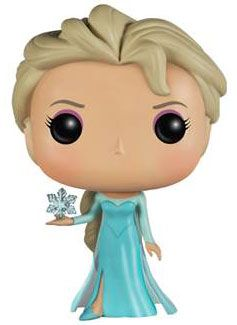 Elsa Pop! Vinyl - 750 Points