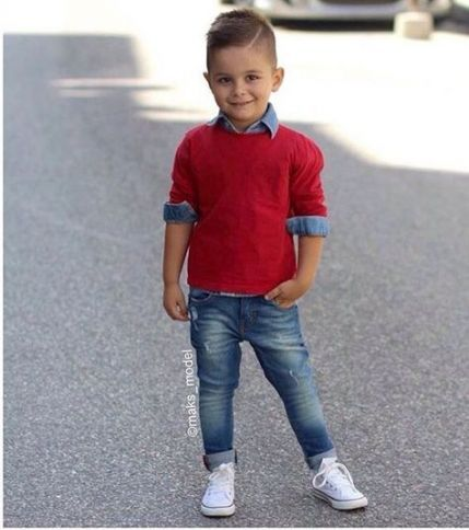 47 New Ideas for fashion kids jeans baby boy