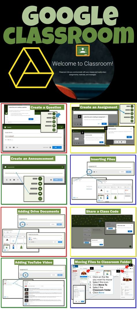 •Google Classroom is a blended learning platform for schools that aim to simplify creating, distributing and grading assignments.  •This is a step-by-step guide to using Google Classroom. Screen shots, arrows and instruction bubbles are used to show how to easily navigate within Google Classroom.