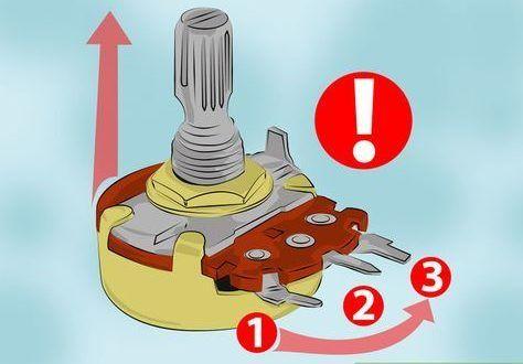 Câbler Un Potentiomètre Pinbult Pin Blog Electronics Basics Electronics Projects Diy Electronics Components