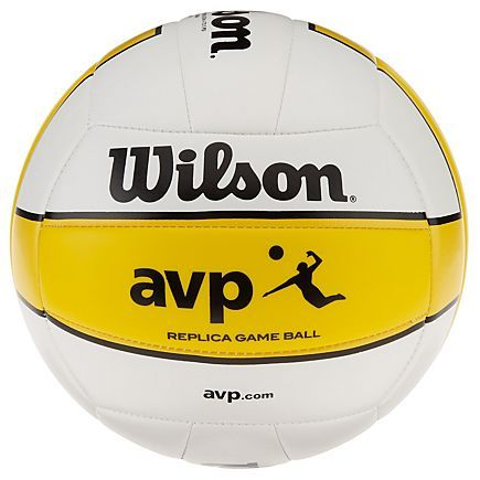Wilson Avp Replica Outdoor Volleyball Academy Volleyball Equipment Volleyball Sports