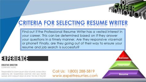 Getting a Professional Resume Writer for That Dream Job Places - professional resume writers