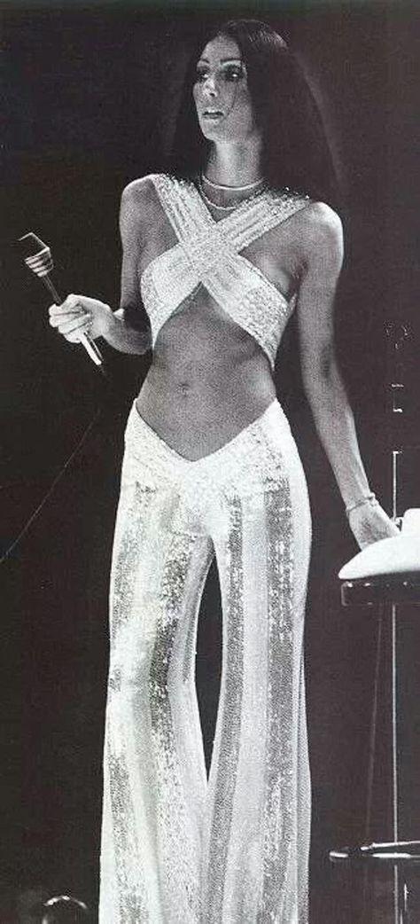 Divas, Moda Vintage, Vintage Mode, Vintage 70s, Moda Rock, 70s Mode, Bob Mackie, Glamour, Twiggy