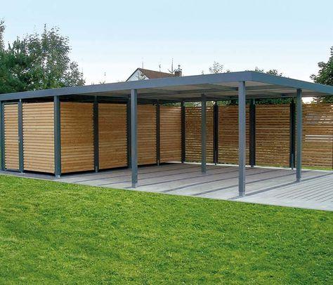 Carport Bildergalerie Carport Modern Anbau Gartenhaus Carports