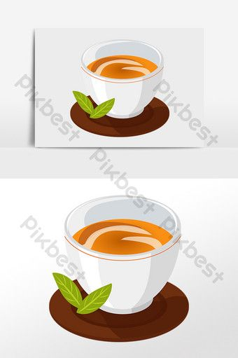 White Round Tea Cup Illustration Png Images Psd Free Download Pikbest Tea Cups Psd Template Design