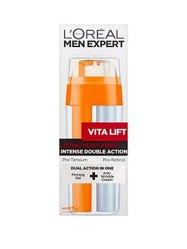 Men Expert Vita Lift Double Action Moisturiser 30ml Moisturizer Loreal Paris Banana Setting Powder