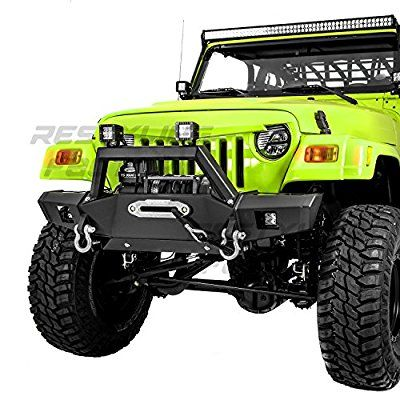 Amazon Com Restyling Factory 97 06 Jeep Wrangler Shd Tj Rock