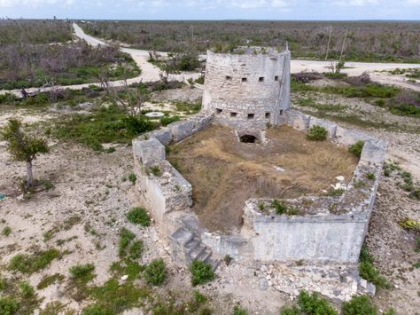 Martello Tower Barbuda: The Island's Strongest Structure (With images) |  Barbuda, Tower, Pink sand beach