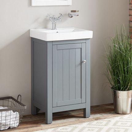 20 Buren Vanity Gray White Vanity Bathroom Bathroom Vanity
