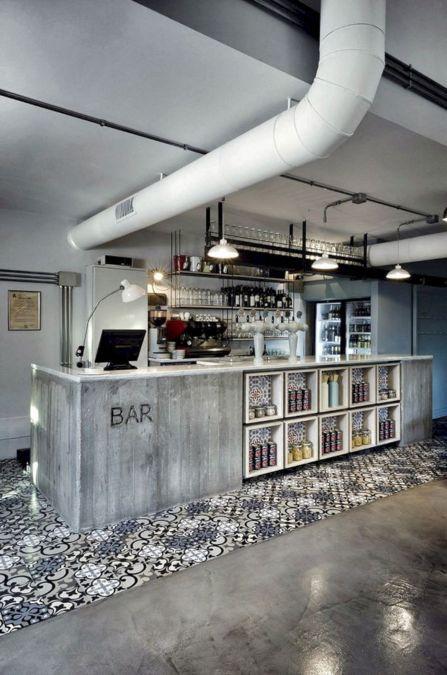 Retail Display Counters Ideas 32 My Scandinavian Home Modern Restaurant Loft Cafe