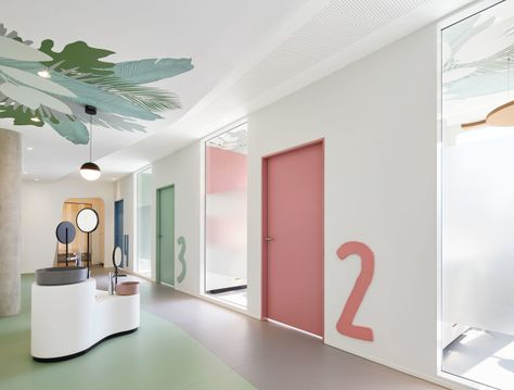 Kindergarten Interior, Kindergarten Design, Clinic Interior Design, Clinic Design, Medical Office Design, Healthcare Design, Daycare Design, School Design, Hospital Design
