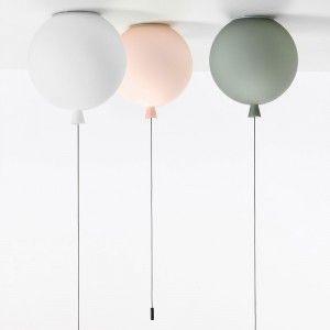 lampe plafonnier ballon luminaire