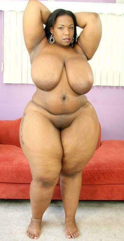 bbw black woman big tits porn