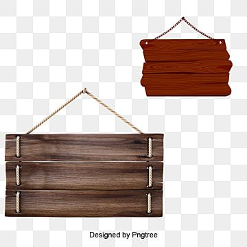 Cartoon Simple Wood Element Design Brown Signage Wood Clipart Png Transparent Clipart Image And Psd File For Free Download Wood Signage Wood Signage