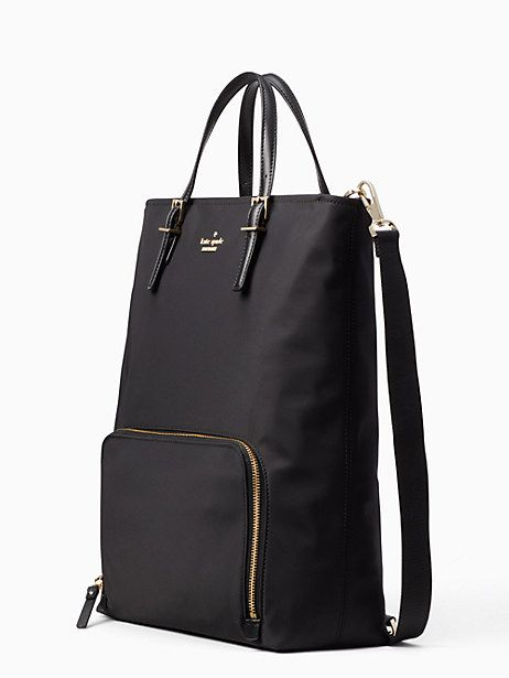 innovative design 0a58c e62e9 Kate Spade Convertible Backpack Laptop Bag, Black in 2019   Products ...