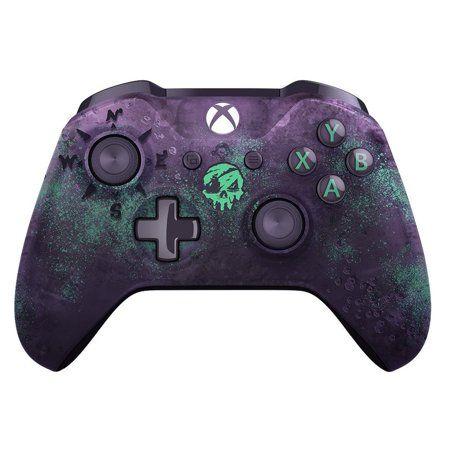 Microsoft Xbox One Wireless Sea Of Thieves Limited Edition Controller Xbox One Walmart Com Controle De Jogo Controle Xbox Consoles De Videogame