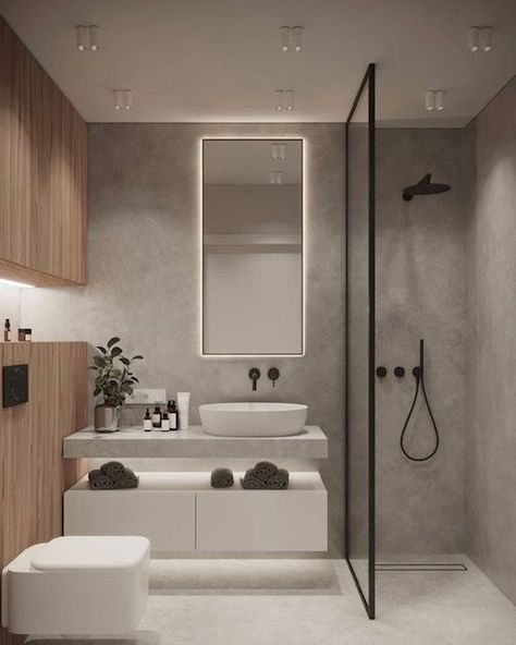 Learn how to easily create the perfect bathroom for your home with the help of these key design principles and ideas