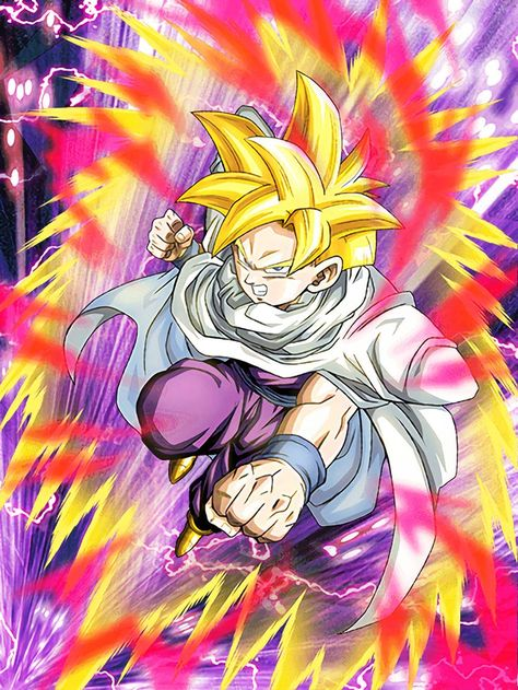Soaring New Generation Super Saiyan Gohan Youth Guess I Just Have To Fight Visit Now For 3d D Dragon Ball Art Dragon Ball Wallpapers Dragon Ball Super