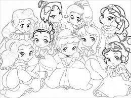 Princesas De Disney Bebes Para Dibujar Buscar Con Google Bebes Para Dibujar Princesas Disney Dibujos