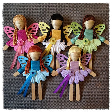 Worry Doll A Fairy Worry Dolls Things I Love Worry Dolls